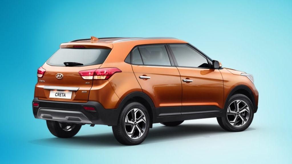 2019 Hyundai Creta Gets Ventilated Seats, LED Tail Lights and A New Top-Spec Variant - Automark
