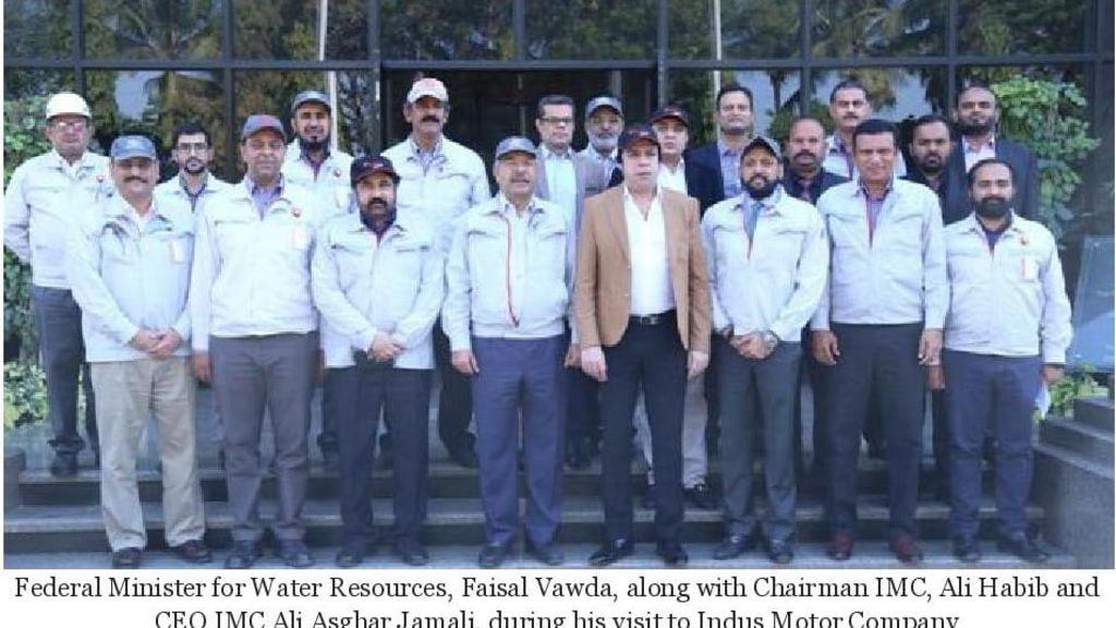 Faisal Vawda Appreciates IMC's Contributions for Sustainable Society - Automark