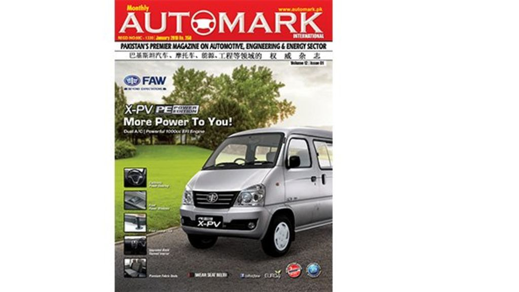 Monthly Automark Magazine January 2019 - Automark