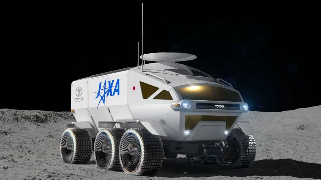Japan Wants to Put a Toyota on the Moon - Automark
