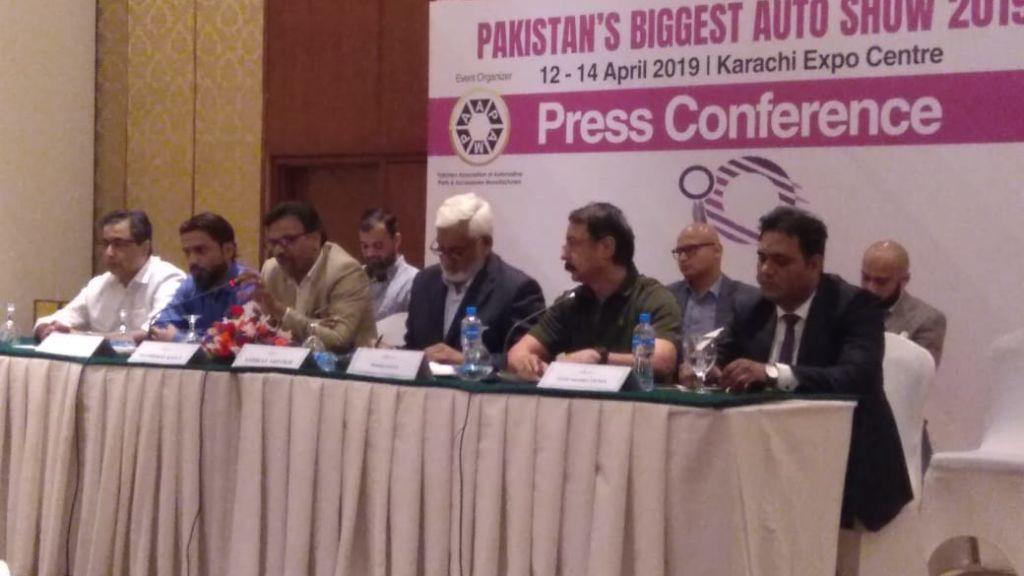 Pakistan AutoShow2019 attract 106 International Exhibitors - Automark