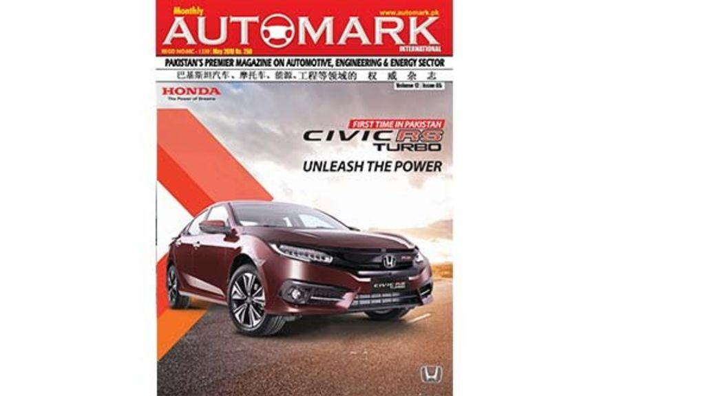 Monthly Automark Magazine May 2019 - Automark