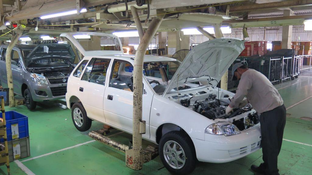 Pak Suzuki raises car prices of various models in Pakistan - Automark