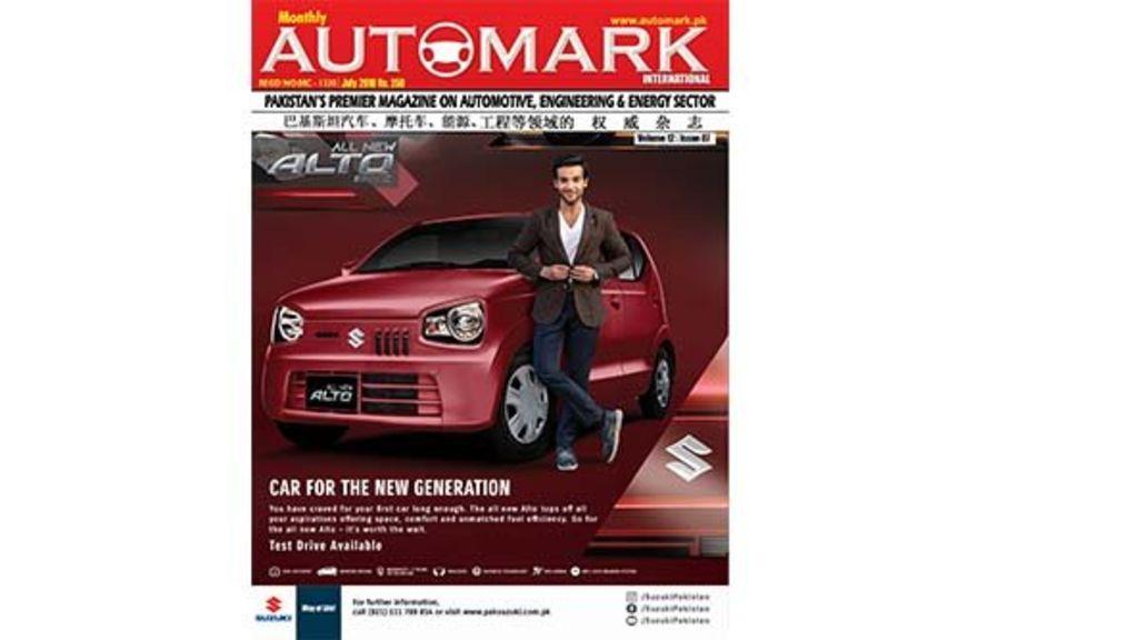 Monthly Automark Magazine July 2019 - Automark