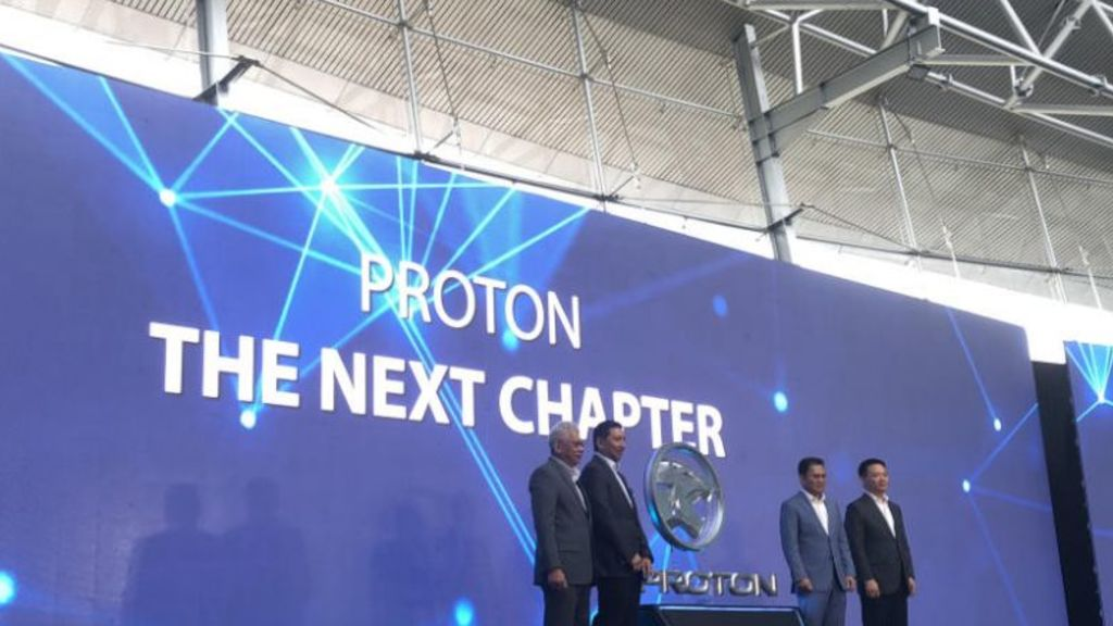 A major comeback for Proton after China's Geely buys into Malaysian carmaker - Automark