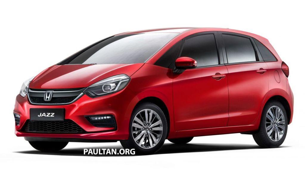 4th-gen Honda Jazz unveiled at Tokyo Motor Show - Automark