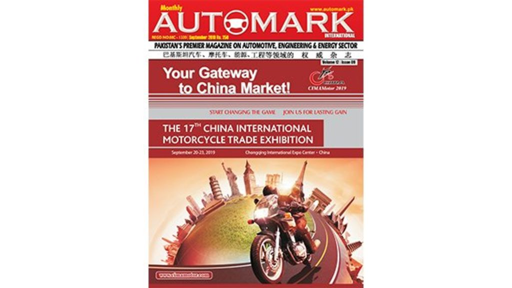 Monthly Automark Magazine September 2019 - Automark