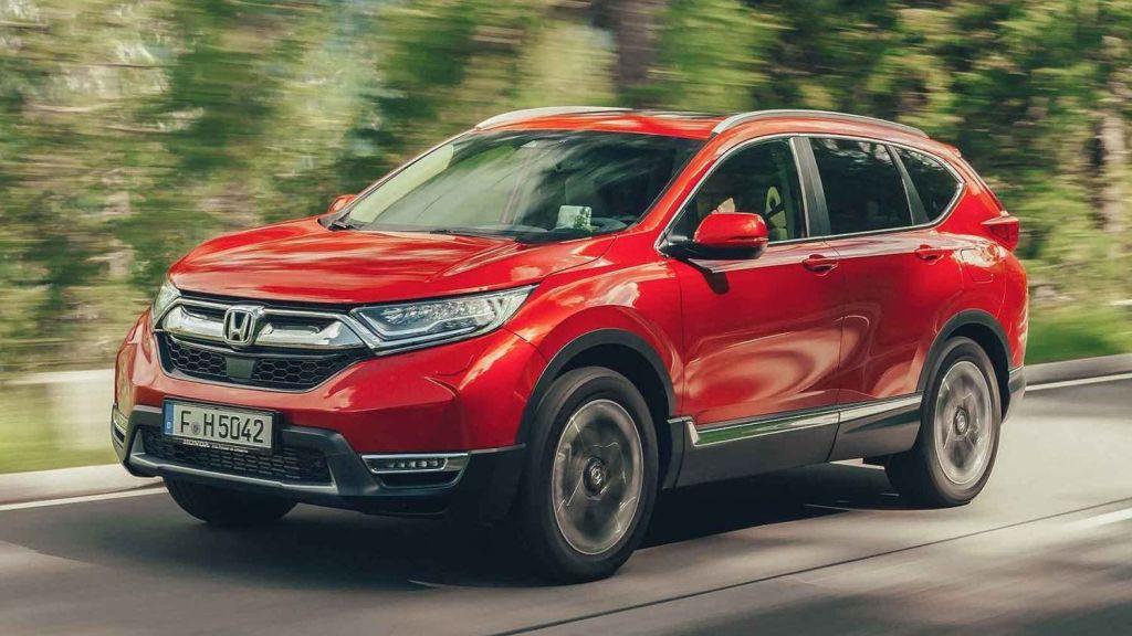 Honda Recalls CR-Vs for Owner's Manual Error - Automark