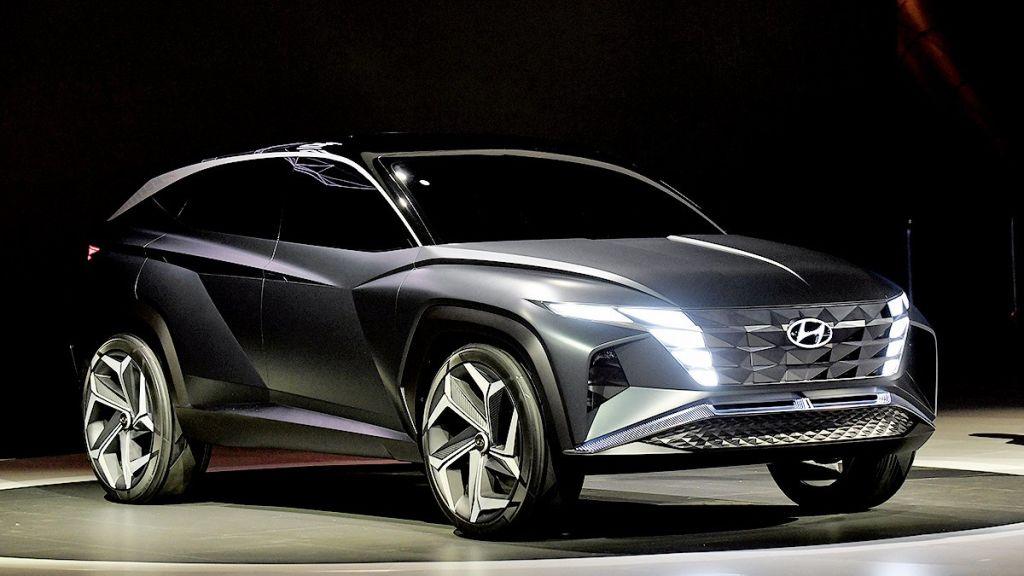 Hyundai's Vision T nods to next-generation Tucson - Automark