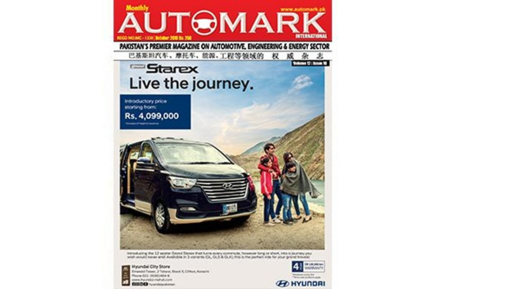 Monthly Automark Magazine October 2019 - Automark
