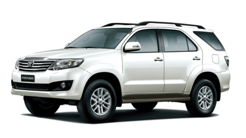 A New Toyota Fortuner For The New Year! - Automark