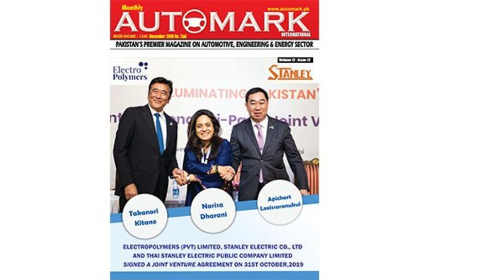 Monthly Automark Magazine December 2019 - Automark