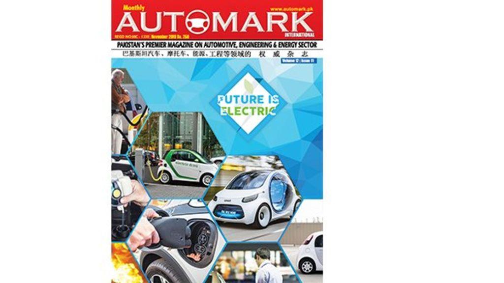 Monthly Automark Magazine November 2019 - Automark