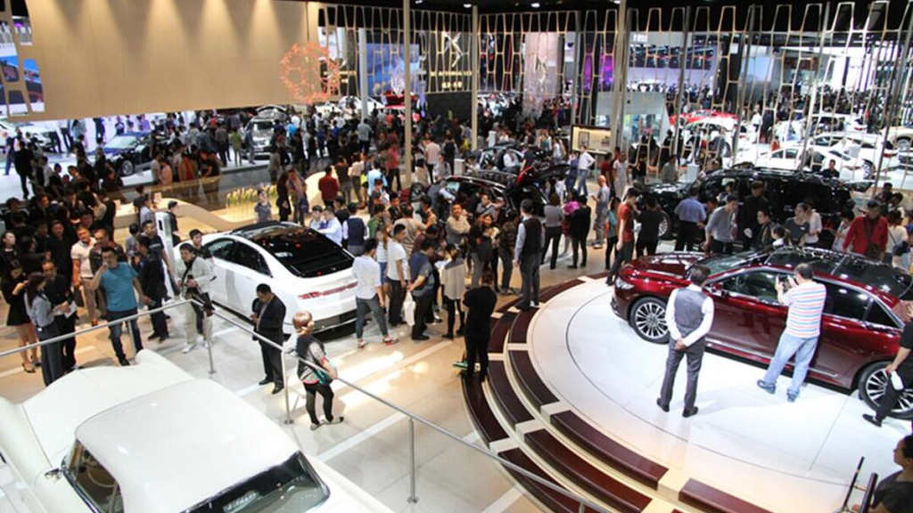 Beijing Auto Show Postponed Due To Corona-virus - Automark