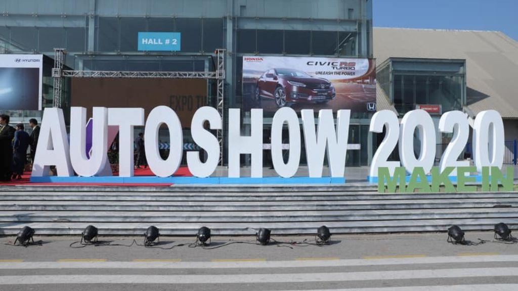 Pakistan Auto Show-2020 - Review - Automark