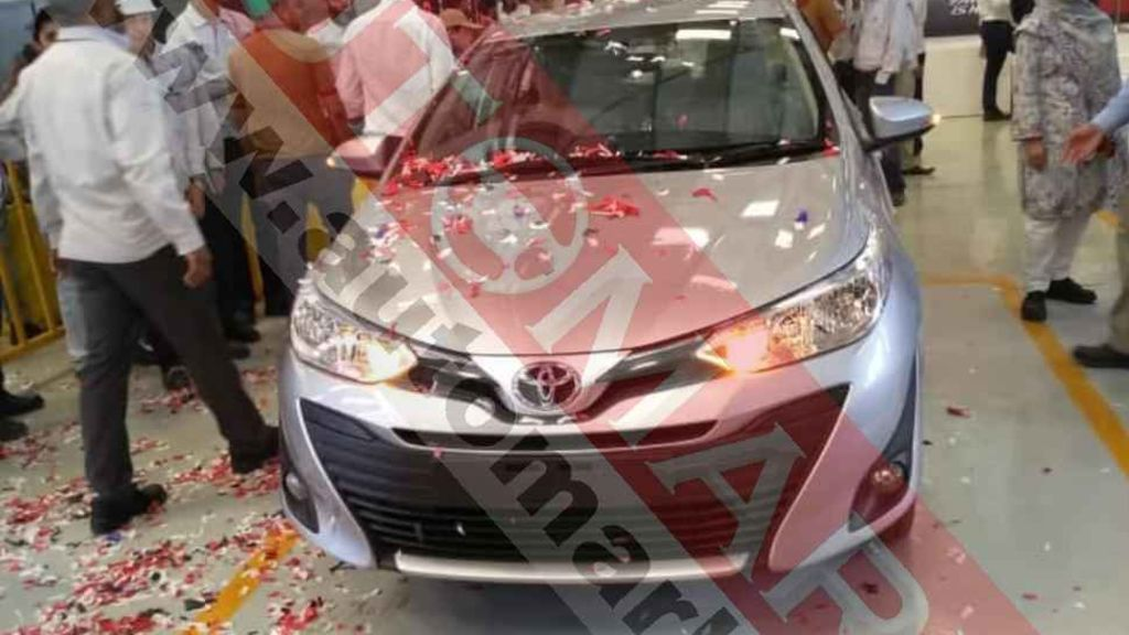 Indus Motor Company finally reveals the awaited model 'Toyota Yaris' in Pakistan - Automark