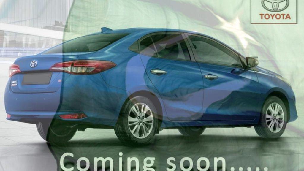 Wait is finally over, Toyota Yaris Sedan launching in Pakistan - Automark