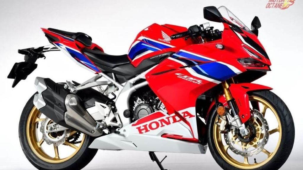Honda CBR 250RR showcased at Honda Virtual Motorcycle Show - Automark