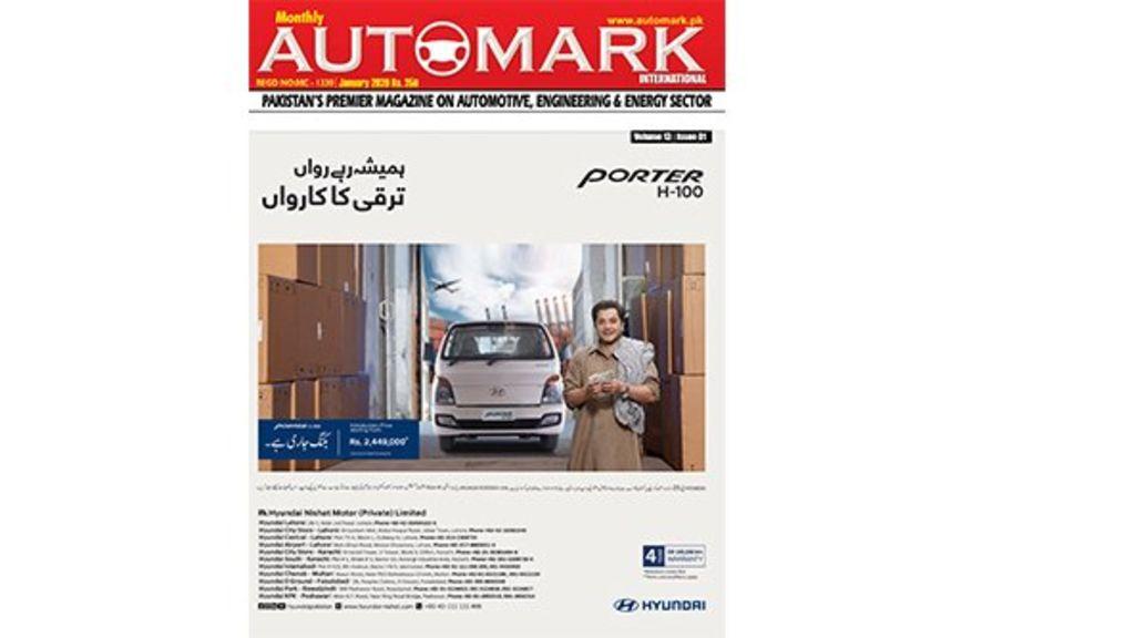 Automark Magazine January 2020 - Automark