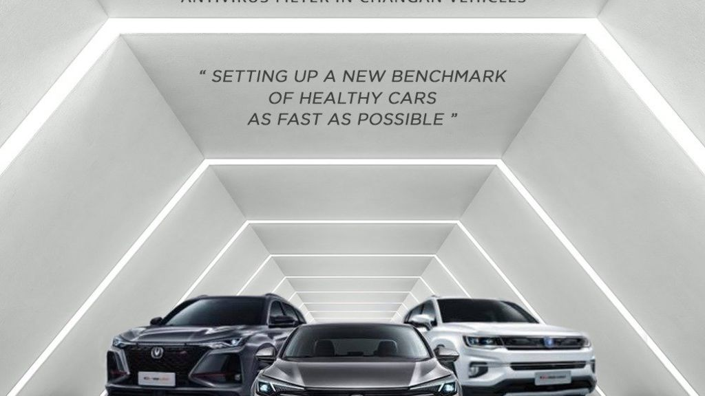 Changan Automobiles introduced the 'protective cars technology' in its product ranges - Automark