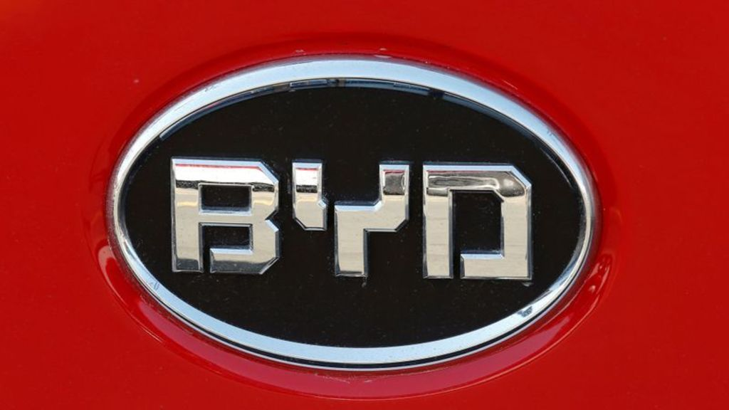 China's BYD, Toyota's Hino partner in electric commercial vehicles - Automark