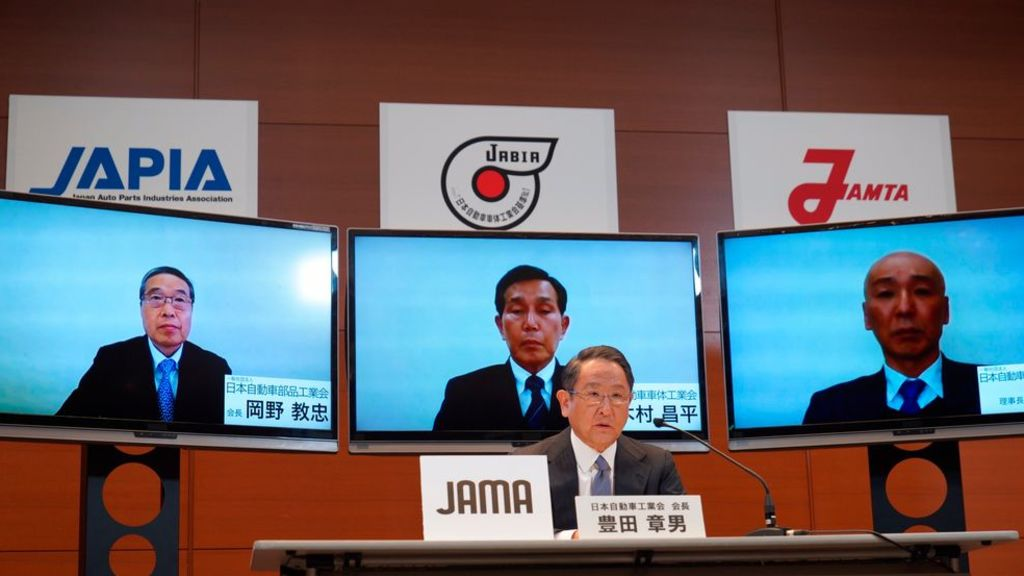 Japan auto industry vows to protect jobs amid virus crisis - Automark