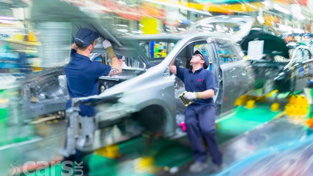 Toyota start building the Suzuki ACross for Europe – a new hybrid SUV based on the Toyota RAV4 - Automark