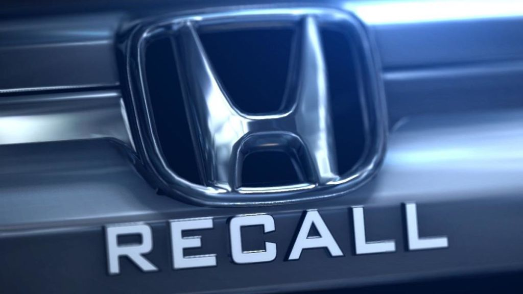 Honda recalls 1.4M vehicles to fix faulty fuel pumps - Automark