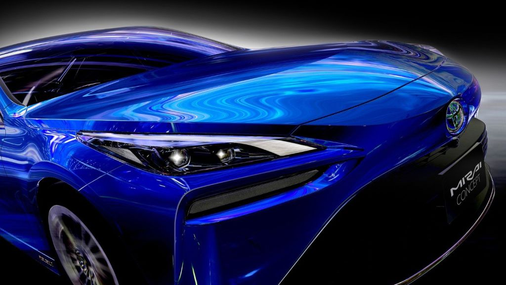 New Toyota Initiative Embraces Hydrogen Fuel Cells - Automark