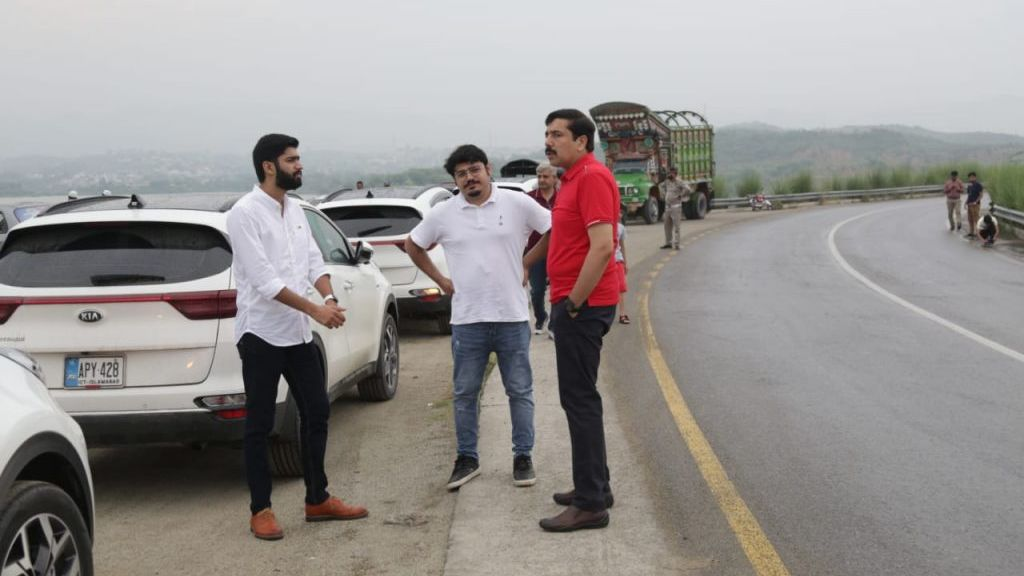 Kia Sportage Takmeel-e-Pakistan Rally held in Azad Kashmir - Automark