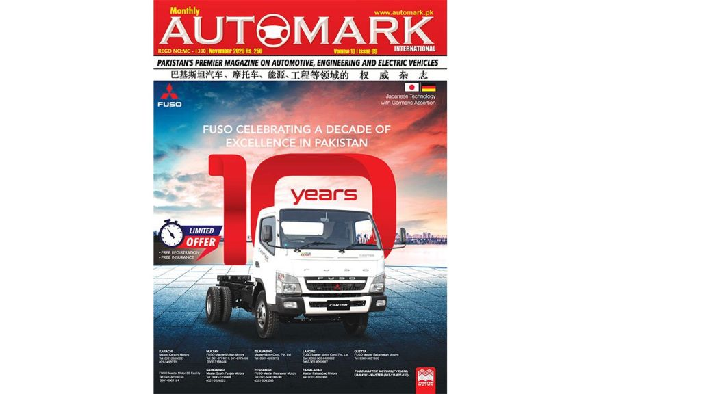 Automark Magazine November 2020 - Automark
