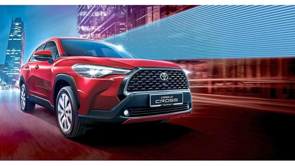 Toyota launches new Corolla Cross SUV - Automark