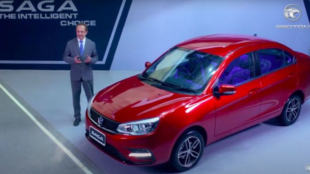 Proton Saga launched in Pakistan – smaller 1298cc engine; R3 with manual gearbox; from Rs. 2,175,000 - Automark
