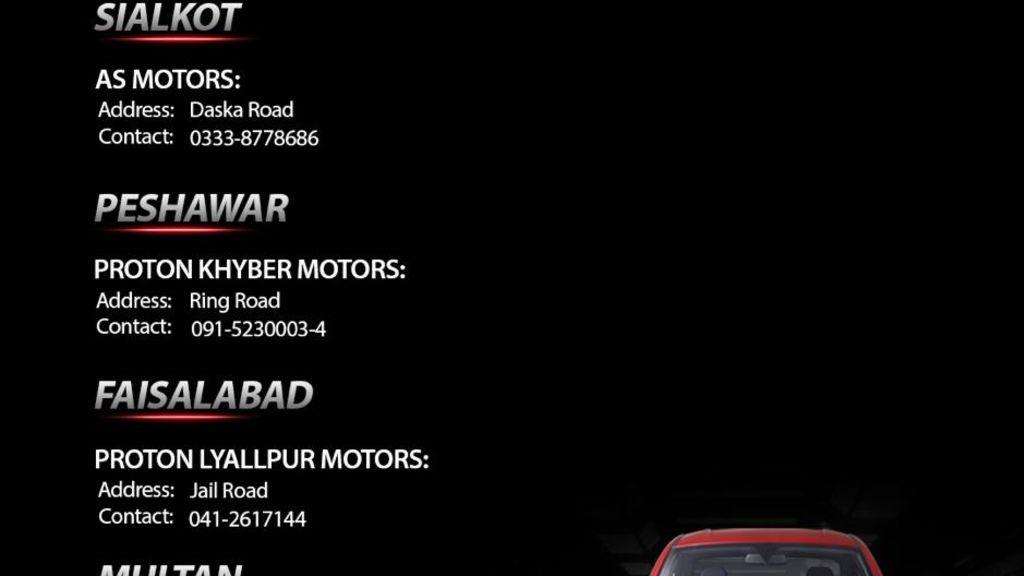 ALHAJ AUTOMOBILE - PROTON DEALERSHIPS ACROSS COUNTRY - Automark