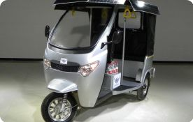 Electric Rickshaws Will Hit The Roads of Pakistan Soon