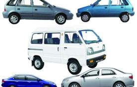 Urgent need for small engine power cars in Pakistan