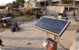 Pakistan exempts taxes on import of solar panels