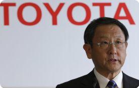 Toyota exploring development
