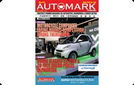 Automark Magazine April 2015