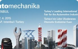 Automechanika, Istanbul 2015: Nine Pakistani companies to take part