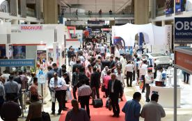 New milestone for Automechanika Dubai as trade visitors to three-day event in 2015 pass 30,000 mark