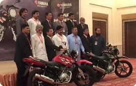 Yamaha Pakistan launches YBR125G motorcycle