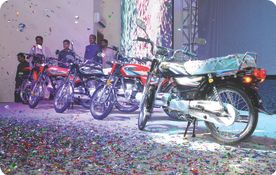 United Motorcycle – Becomes a Strong competitor for Karachi market