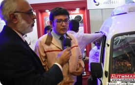 Thal Engineering introduce Roof top dual air conditioner for Suzuki Bolan at Auto Show-2018