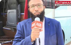 Master Motor introduce Yutong-Master Bus, Double Glass Model in Pakistan