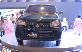 New Retail Prices issued by Pak Suzuki for Alto