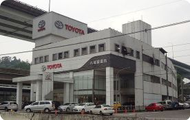 Toyota suspends four of its plant in China due to Corona-virus