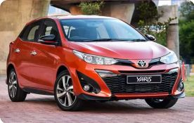Toyota To Launch Yaris in First Quarter Of 2020