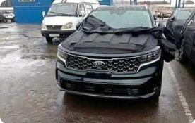 New 2021 Kia Sorento SUV Exposed Ahead of Its Debut