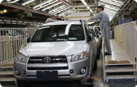 Toyota to Restart Three China Plants This Week Amid Virus Fight